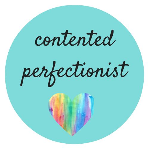 Contented Perfectionist